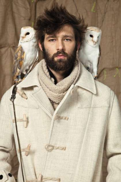 Owl-Perched Overcoats