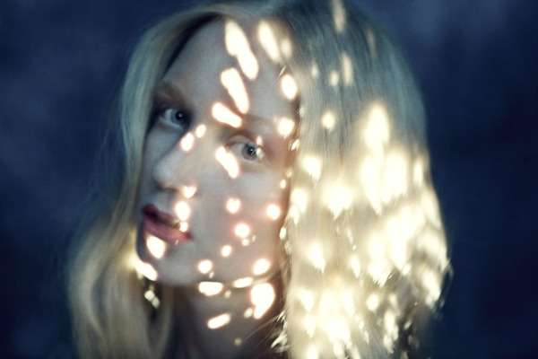 Light-Speckled Portraits