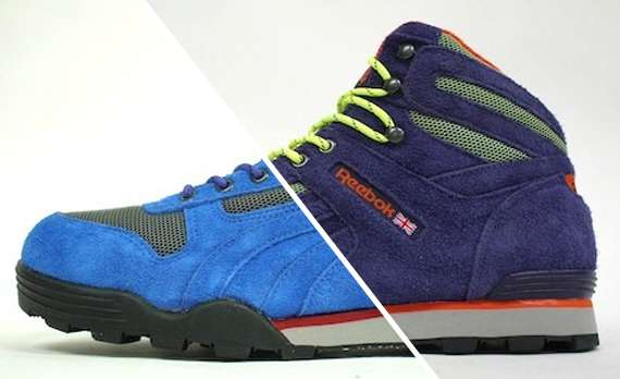 Radical Rainbow-Hued Kicks
