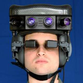 Wide-View Night Vision Goggles