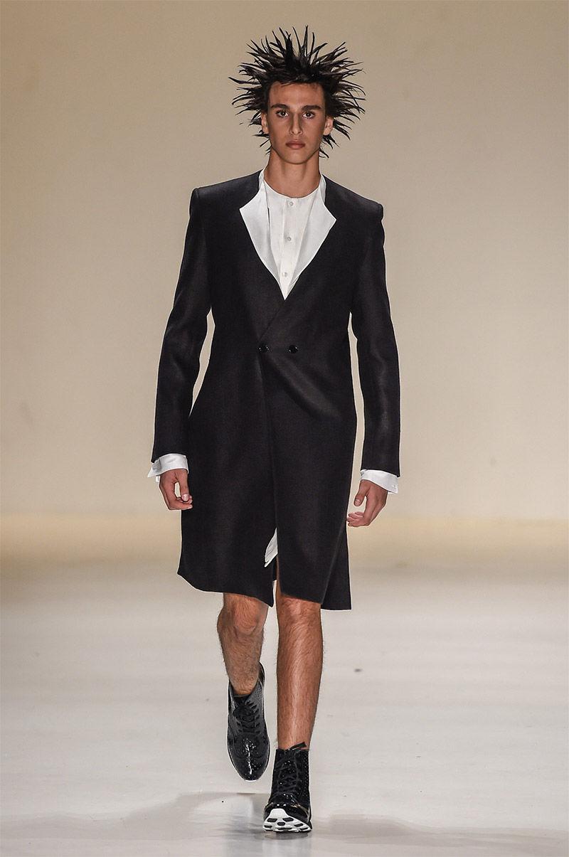 Refined Nightclub Fashion