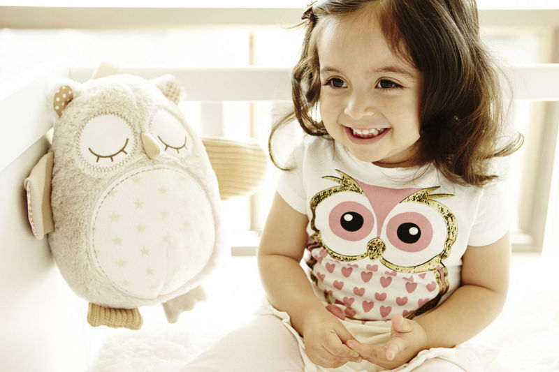 Soothing Owl Toys