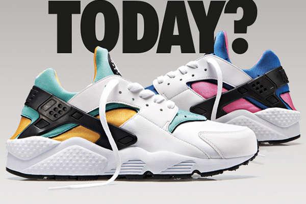 Slipper Sneaker Hybrids