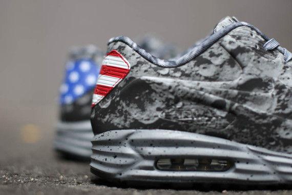 Historical Lunar Sneakers