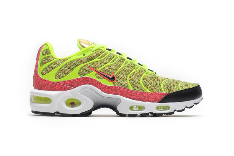 Sleek Lime Green Sneakers