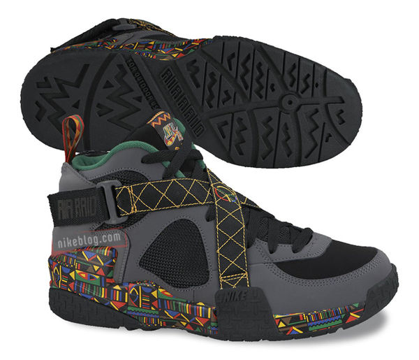 Peace-Themed Basketball Shoes
