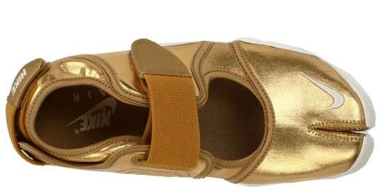 Nike Air Rift MTR Metallic Gold