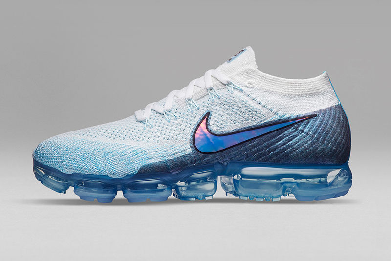 Colorful Air-Cushioned Sneakers
