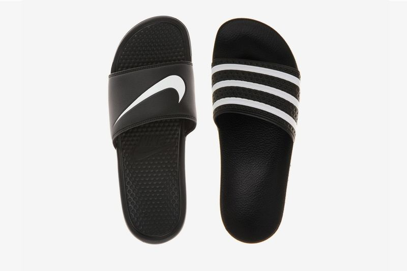 Unofficial Co-Branded Sandals
