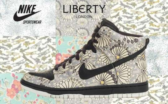 Nike and Liberty of London