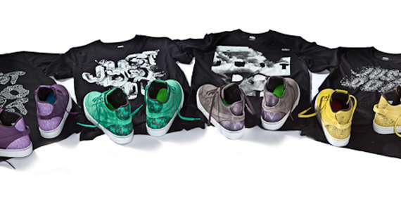 Nike Artist Collection