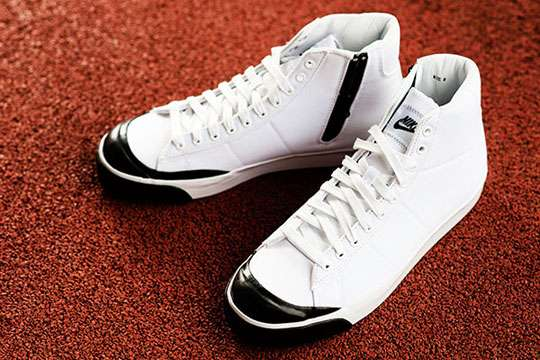 Sporty Zipper Kicks