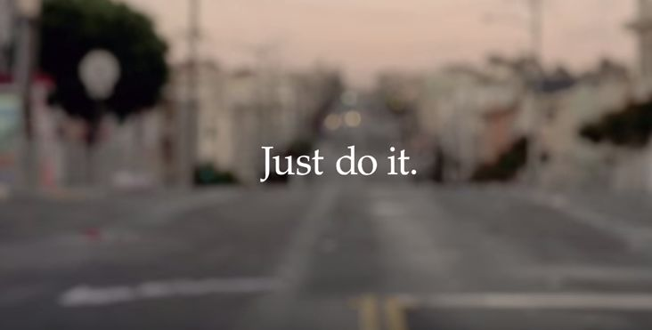 Uplifting Running Commercials