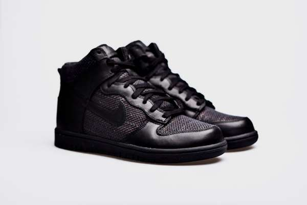 Nike Dunk High Premium Maraham Black