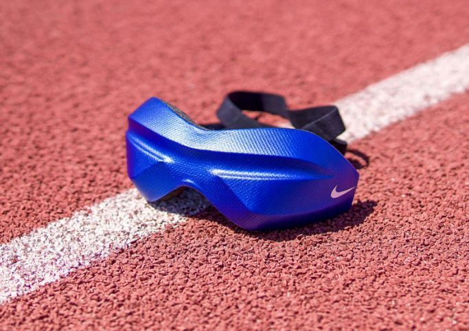 Protective Paralympic Eyewear