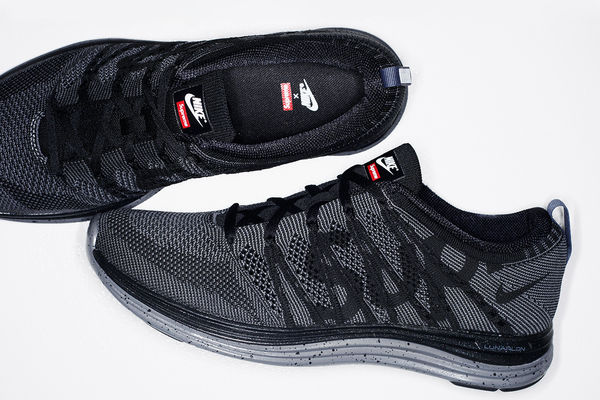Skater-Inspired Jogging Shoes