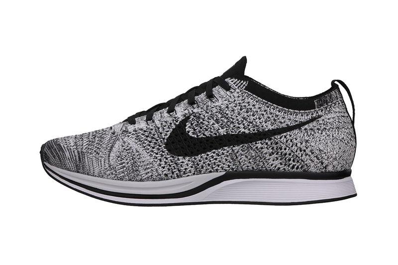 Crochet Nike Shoes : Crochet-Like Sneakers : Nike Flyknit Racer