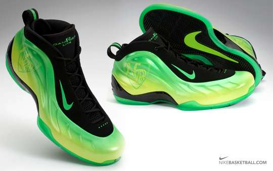 Kryptonite-Colored Sneakers