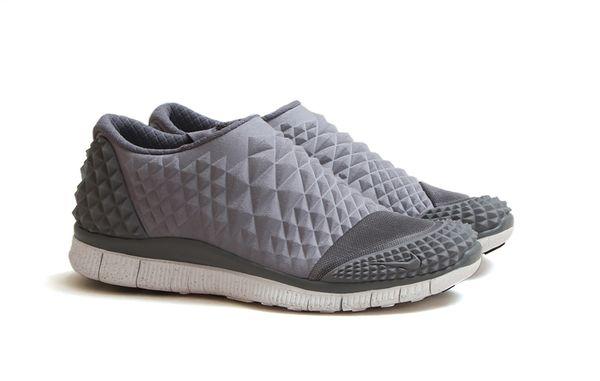 Futuristically Spiky Footwear