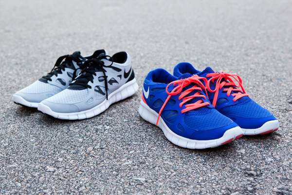 Webbed Lightweight Runners