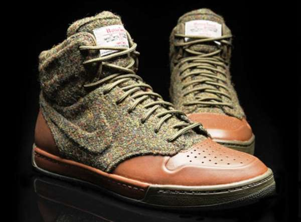 Nike Harris Tweed