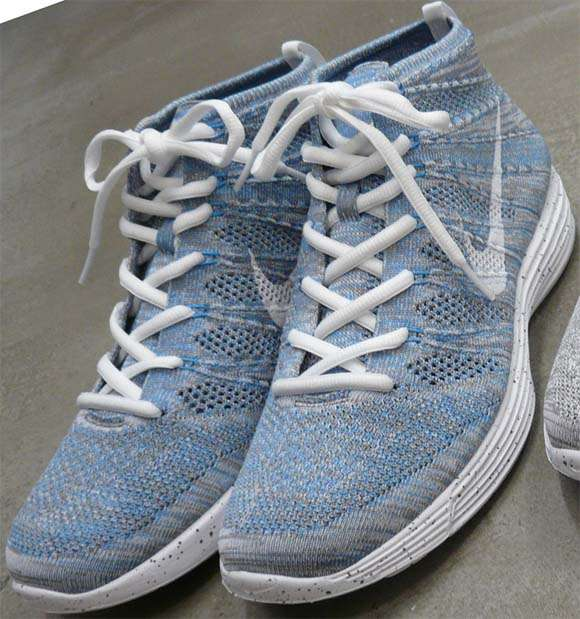 Sock-Inspired Sneakers