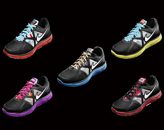 Nike Lunarglide+ 3 City Pack