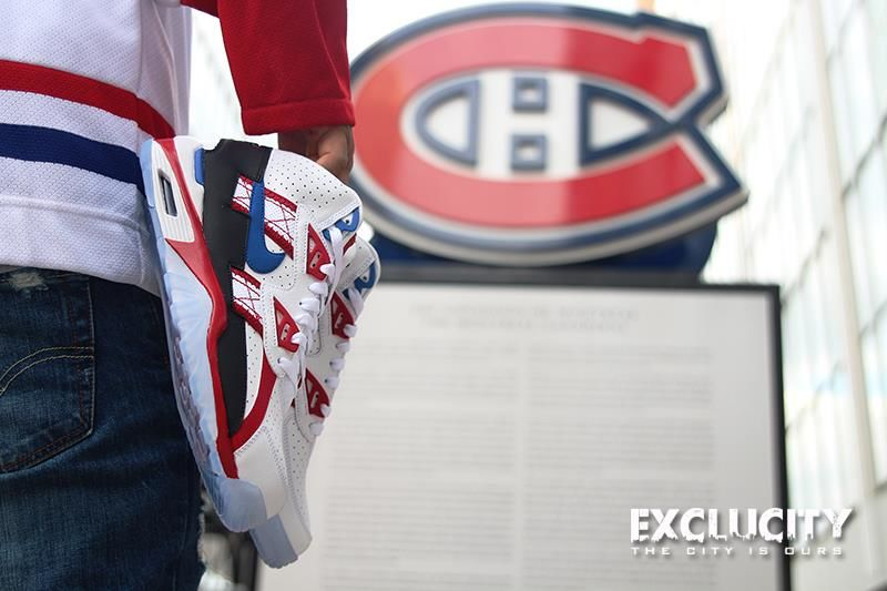 Canadian Hockey Sneakers