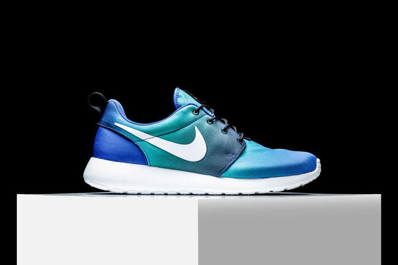 Ocean-Inspired Sneakers