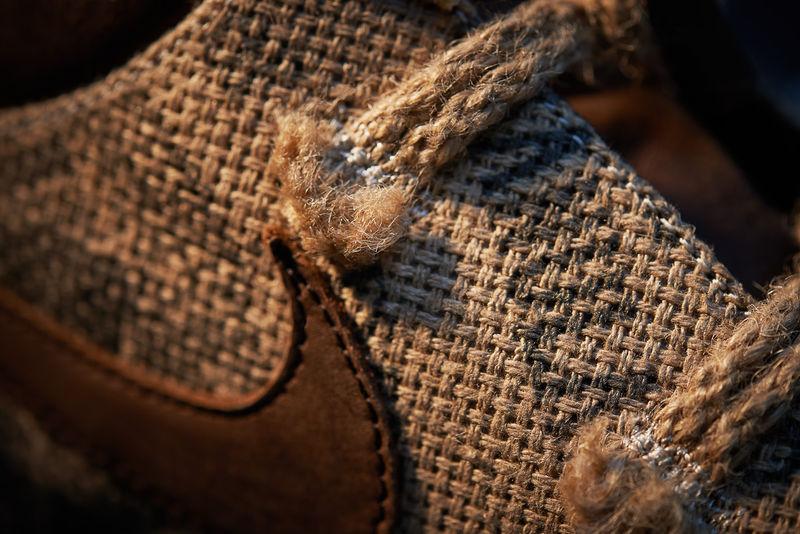 Earthy Cobblestone Shoes