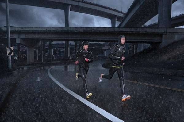 Nike Running 'Rain' Collection