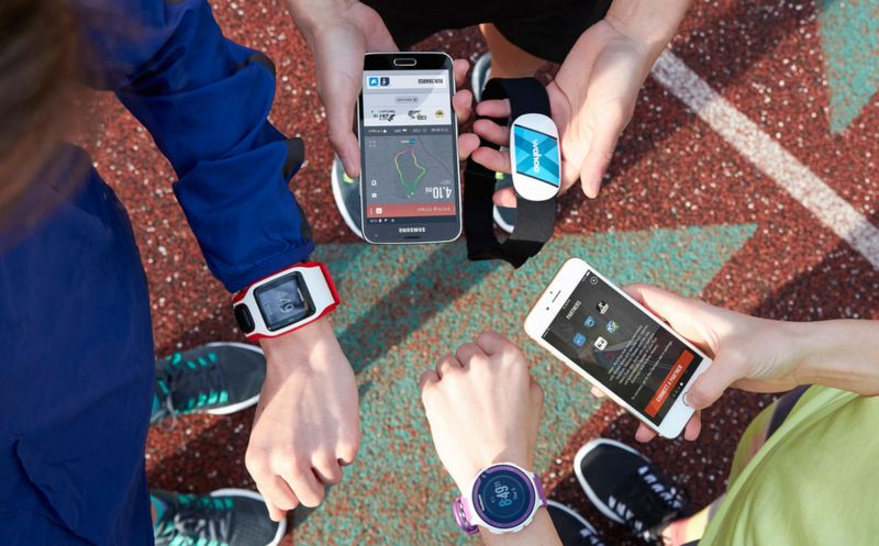 Collaborative Running Apps