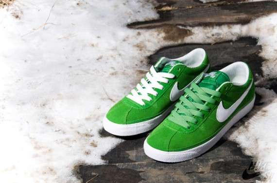 Green Leaf Kicks