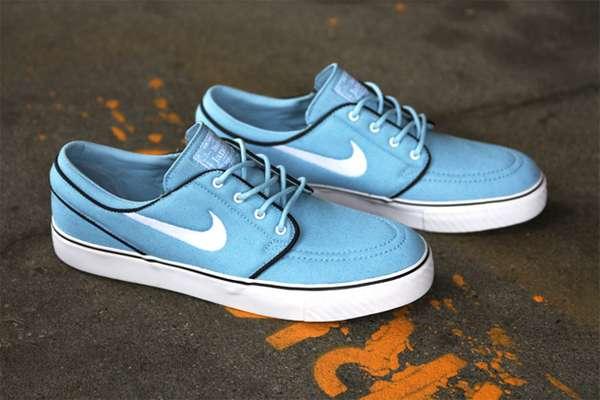 Baby-Blue Pastel Kicks