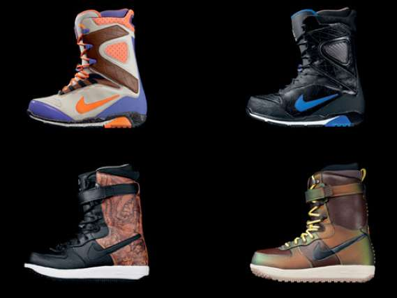 Mountain-Ready High Tops
