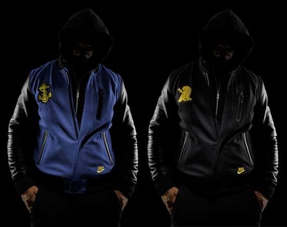 Militant Varsity Outerwear
