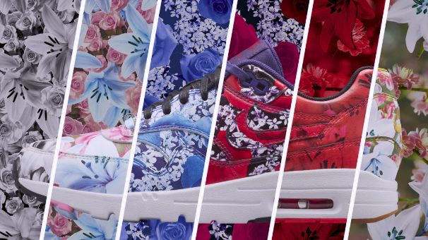 International Floral Footwear