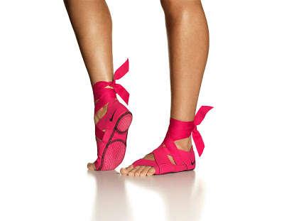 Stylishly Wrapped Workout Socks