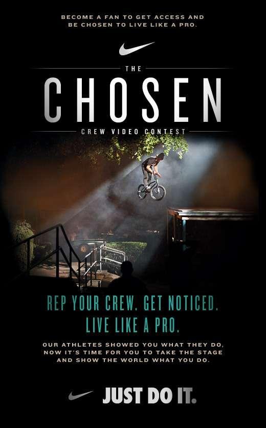 Extreme Sports Crew Contests