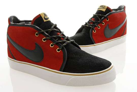 Nike Toki ND Varsity Red/Black