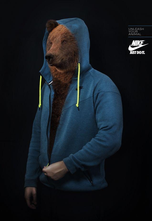 Inner Beast Sportswear Ads