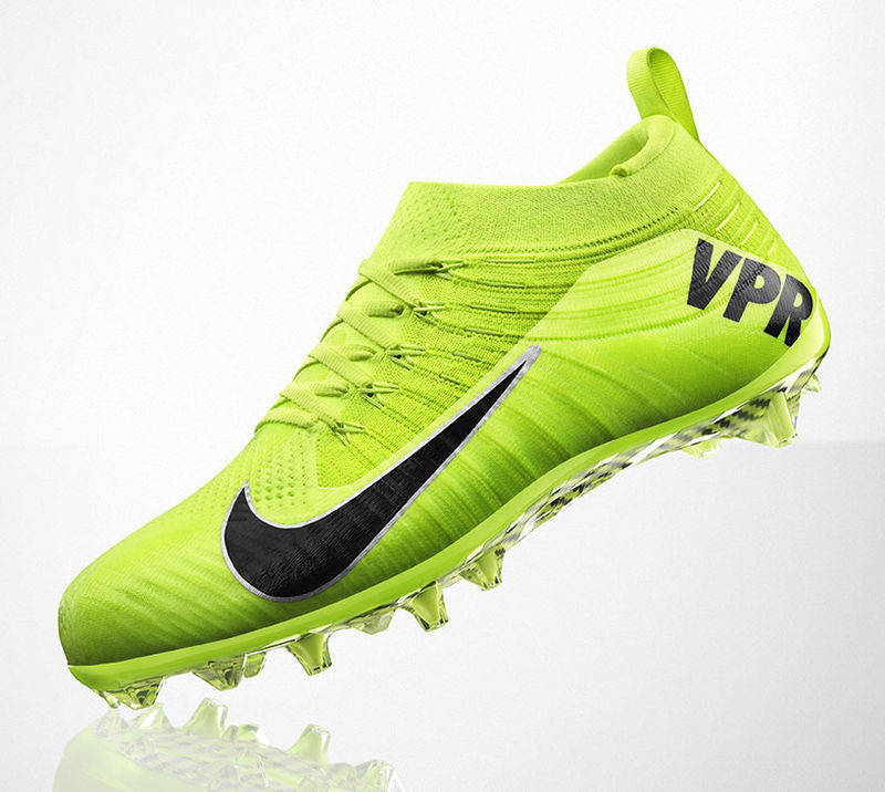 Second-Skin Soccer Shoes