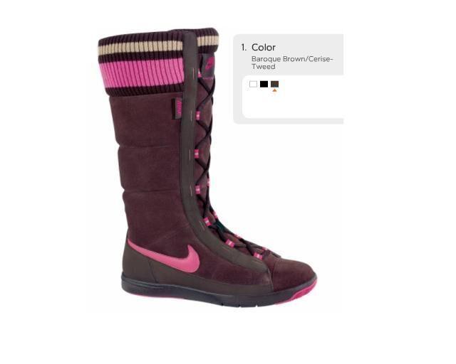 Boot/Sneaker Hybrid