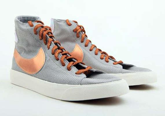 Elegant Bronzed Kicks