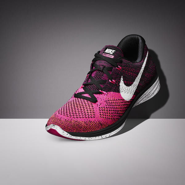 Colorful Crochet Shoes : Nike Women's Flyknit Footwear