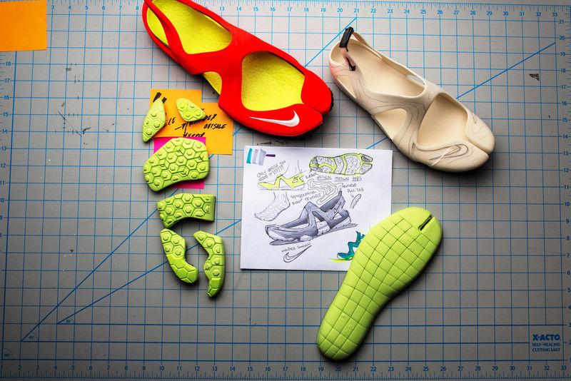 Sandal-Shoe Hybrids