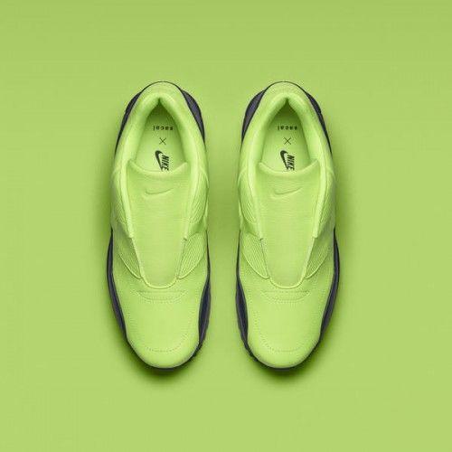 Futuristic Laceless Sneakers