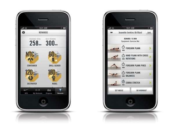 Feminine Fitness Apps