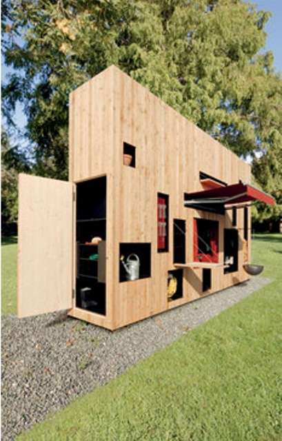Super Skinny Homes