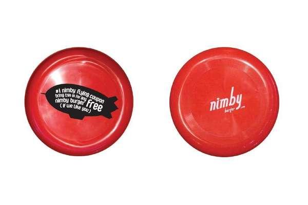 Frisbee Advertising